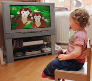 television, language development, toddler